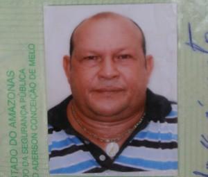 José Antônio Nascimento era encarregado de obras, segundo a família (Foto: Romulo de Sousa/G1 AM)
