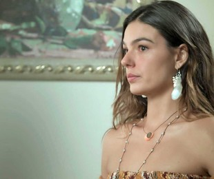 Isis Valverde é Ritinha em 'A força do querer'   Reprodução