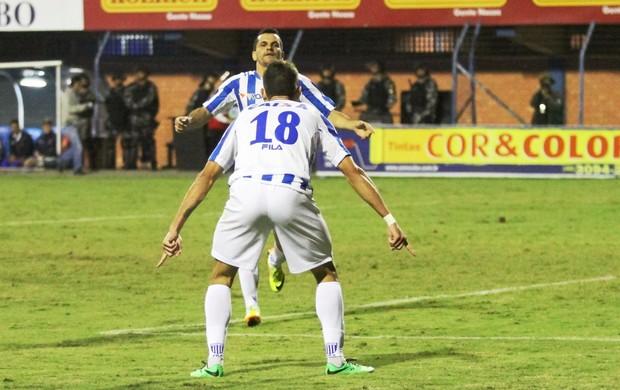 Avaí x Paraná (Foto: Jamira Furlani/Avaí FC)