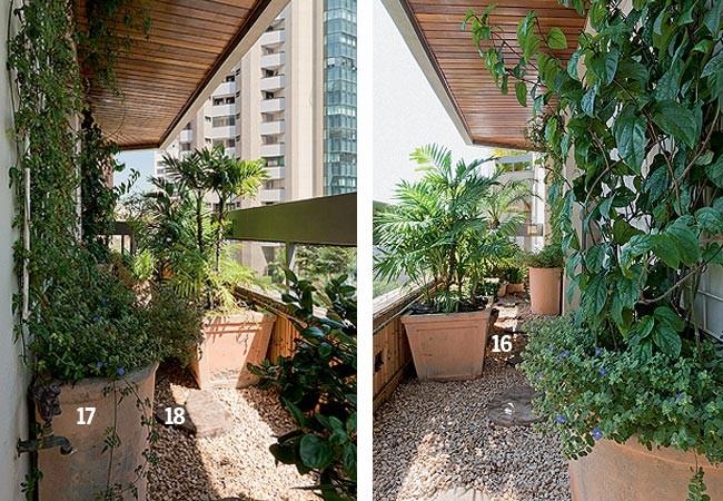 jardim vertical vasos meia lua : jardim vertical vasos meia lua:Ambientes bem resolvidos – Casa e Jardim