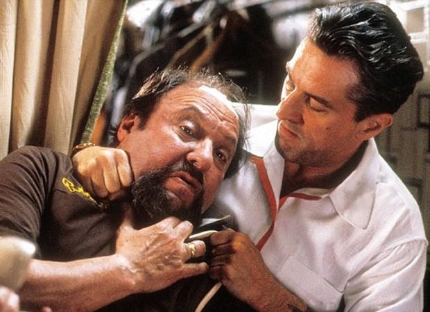 Chuck Low e Robert De Niro em Os Bons Companheiros (1990) (Foto: Divulgação)