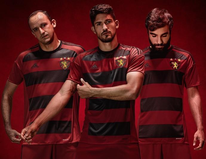 Sport nova camisa (Foto: Adidas / Divulgação)