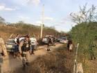 Polícia recaptura parte dos presos que fugiram de presídio em Alagoas