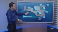 Veja como ficará o tempo em todas as regiões de SC neste sábado (20)