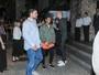 Jaden Smith, filho de Will Smith, e Doona Bae, de 'Sense 8', jantam no Rio