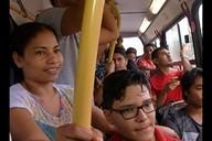 Começou nesta terça-feira, 20, a nova cobrança da tarifa de ônibus
