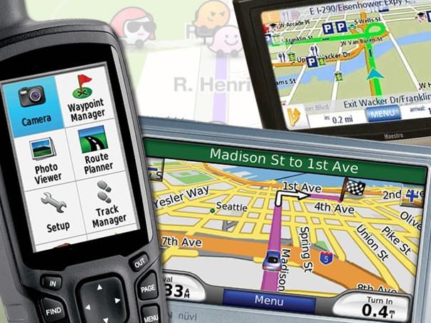 GPS (Foto: Montagem / André Iunes Pinto)