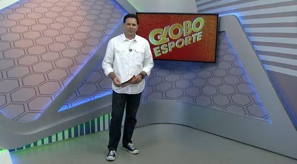 Marcelo Carvalho apresenta os destaques do GE dessa segunda-feira (Foto: Divulgação / TV Sergipe)