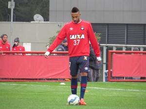 Wellington Atlético-PR (Foto: Fernando Freire)