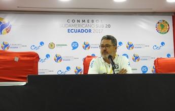 Caio Ribeiro concorda com saída de Micale da Seleção Sub-20