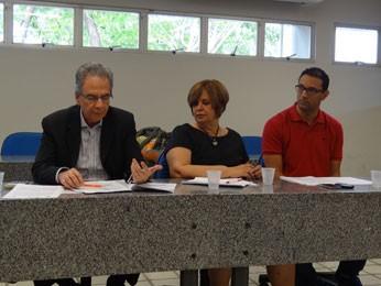 Comissão da instituição divulgou os detalhes nesta terça (22) (Foto: Vitor Tavares/G1)