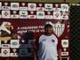Patrocinense contrata lateral ex-Valério e confirma liberação de três jogadores