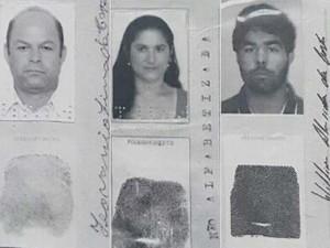 Mortos em Conceição da Feira, na Bahia (Foto: Arte/G1)
