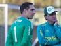 Cuca diz que tentou contratação de Prass quando treinava o Botafogo