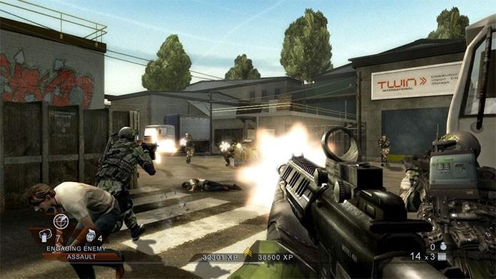Rainbow Six também é inspirada por Tom Clancy (Foto: Divulgação/Ubisoft)