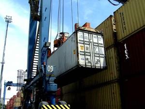 Importações e exportações/GNews (Foto: Reprodução GloboNews)