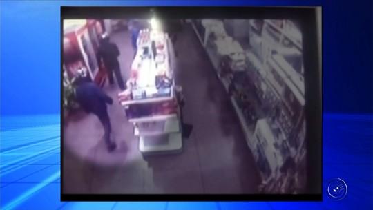 Menor é detido suspeito de participar do assassinato de comerciante