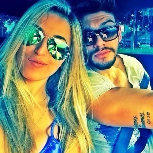 Lucas Lucco e Lorena Carvalho (Foto: Instagram / Reprodução)