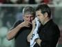 """Argel lamenta derrota em jogo """"razoável"""" e já escala Muriel no Gre-Nal"""