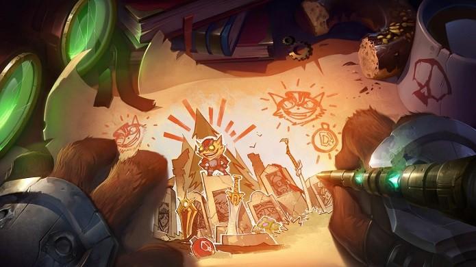 League of Legends terá testes com partidas entre times de 6 jogadores. (Foto: Divulgação)