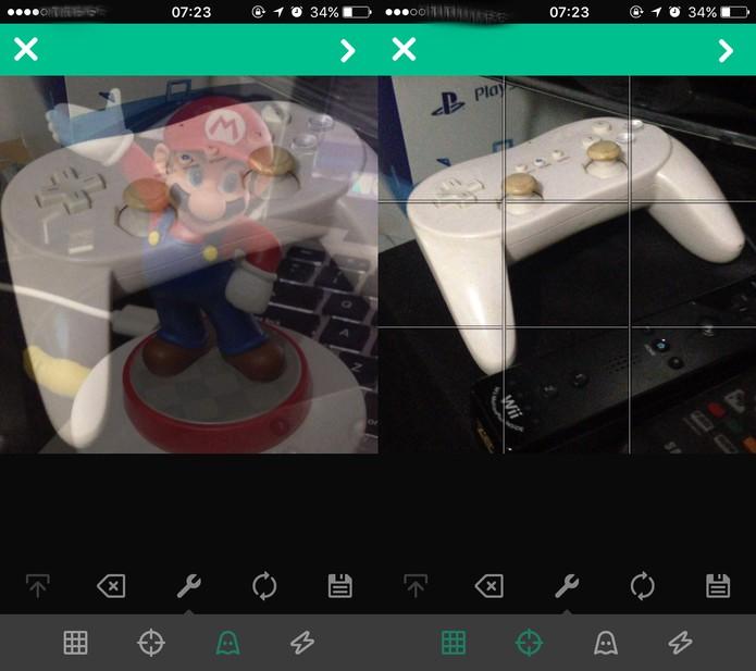 Como usar o Vine Camera (Foto: Reprodução/Felipe Vinha)