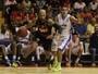 """Filipin revela frustração por eliminação, mas cita luta do Mogi: """"Caímos de pé"""""""