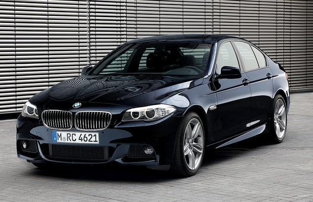 BMW Série 5 (Foto: BMW/Divulgação)