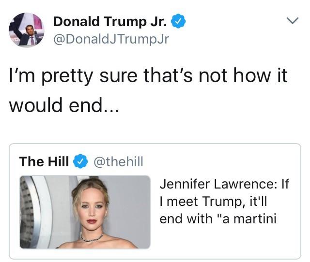 Donald Trump Jr. (Foto: Reprodução/Twitter)