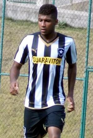 Emerson, zagueiro do Botafogo na Copa SP 2015 (Foto: Divulgação/Botafogo)