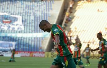 Maranhense, Jheimy faz alerta ao Tigre: 'Edgar e Pimentinha são rápidos'