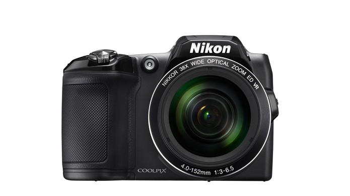 Câmera Digital Nikon Coolpix L840 tem visor articulável e registra fotos em 16 MP (Foto: Divulgação/Nikon)