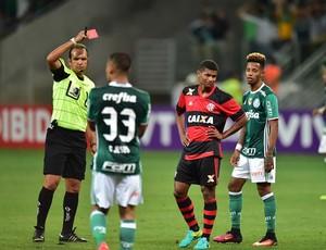 Marcio Araujo Flamengo Palmeiras (Foto: Marcos Ribolli)
