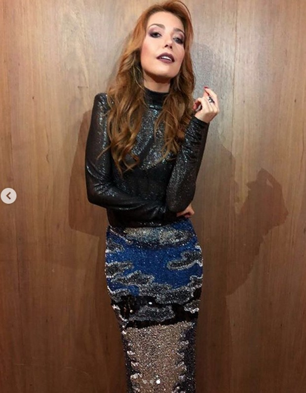 Luiza Possi (Foto: Reprodução / Instagram)