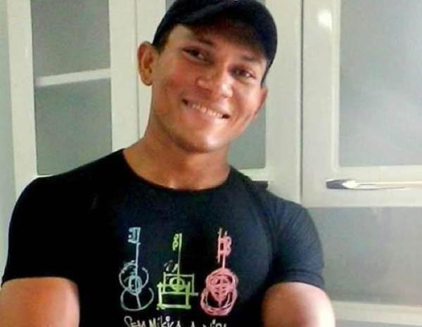 Rapaz de 22 anos morreu na Bolívia, após explosão em apartamento (Foto: Luiz Fernando Lopes)