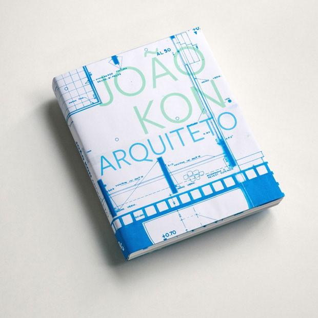 Livro João Kon (Foto: Nelson Kon)