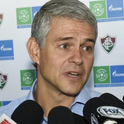 peter siemsen fluminense entrevista (Foto: Mailson Santana / FluminenseFC)