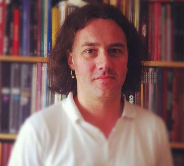O jornalista Guillaume Decherf (Foto: Reprodução/Facebook Guillaume B. Decherf)
