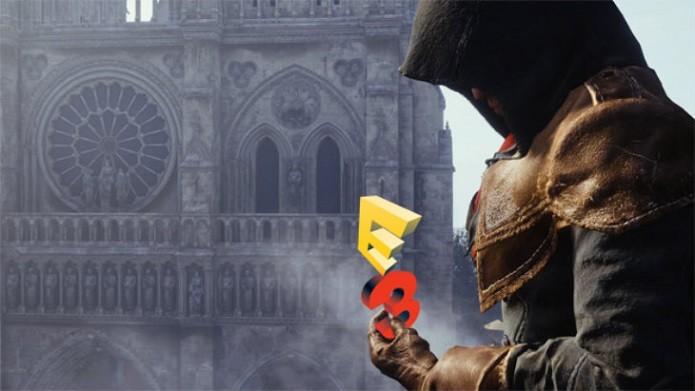 A Ubisoft confirmou a presença de Assassins Creed Unity na E3 2014. (Foto: Reprodução/ Ubisoft)