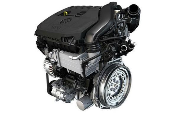 Motor 1.5 TSI, da Volkswagen (Foto: Divulgação)