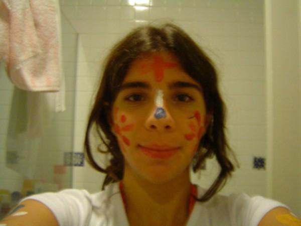 Cynthia B. em foto de quando era caloura da faculdade de medicina (Foto: Arquivo Pessoaç)
