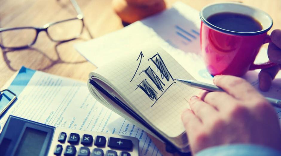 crescimento, empresa, planejamento, ideia, calculadora, finanças (Foto: Divulgação)