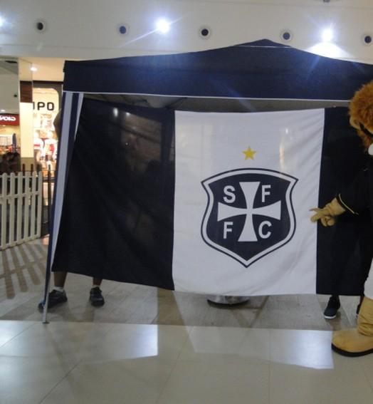 chicão (Divulgação/Ascom São Francisco F.C.)