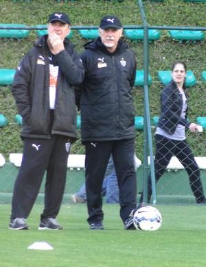 Levir Culpi, técnico do Atlético-MG (Foto: Léo Simonini)