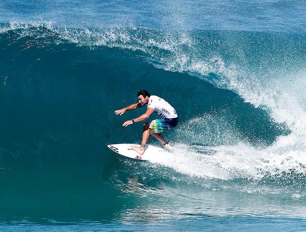 Joel Parkinson surfe Rio Pro  (Foto: Ivo Gonzalez / Agencia O Globo)