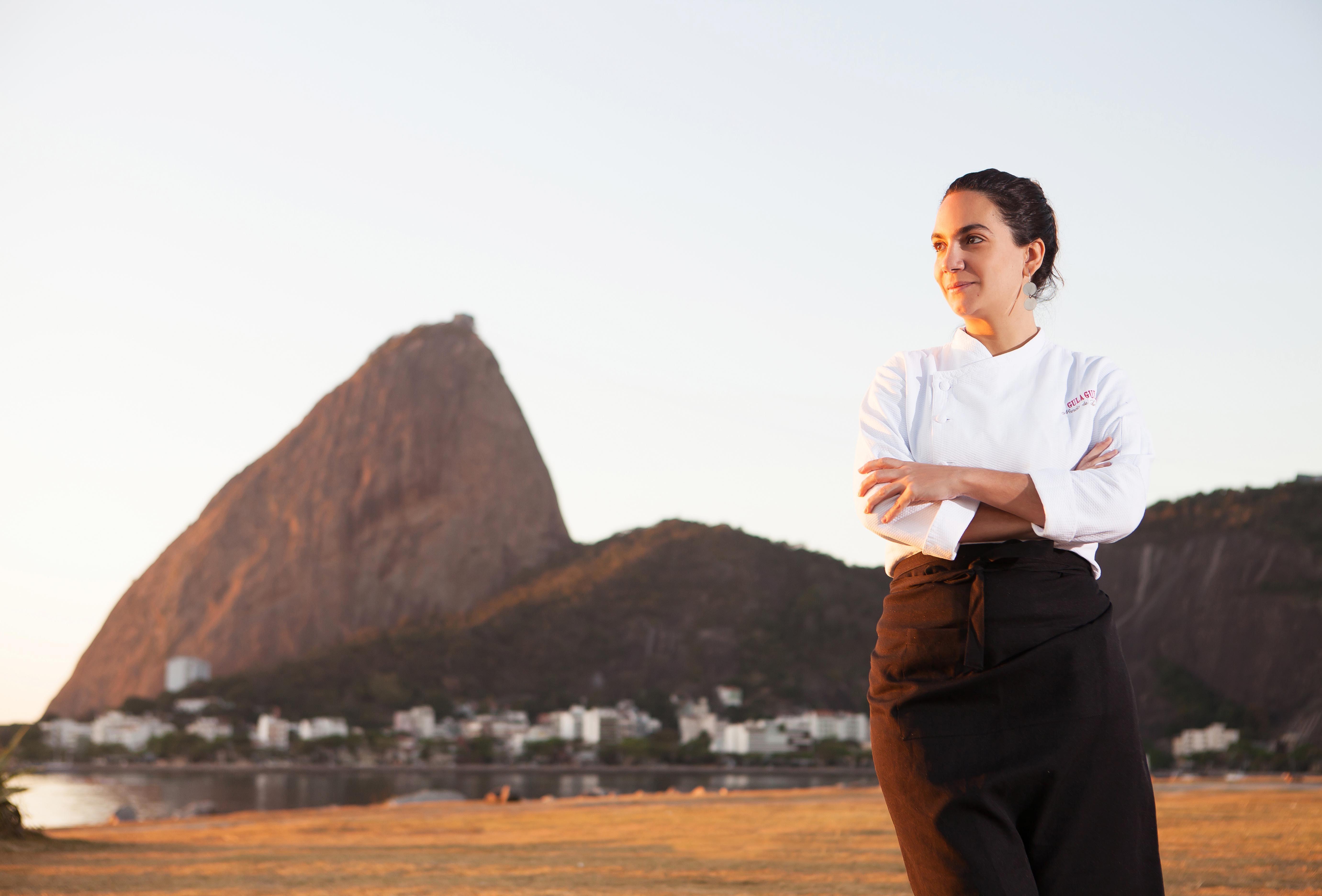 Nanda de Lamare (Foto: Divulgação)
