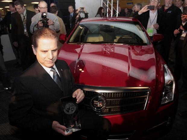 Cadillac ATS é eleito o 'Carro do Ano' nos EUA (Foto: Reuters)