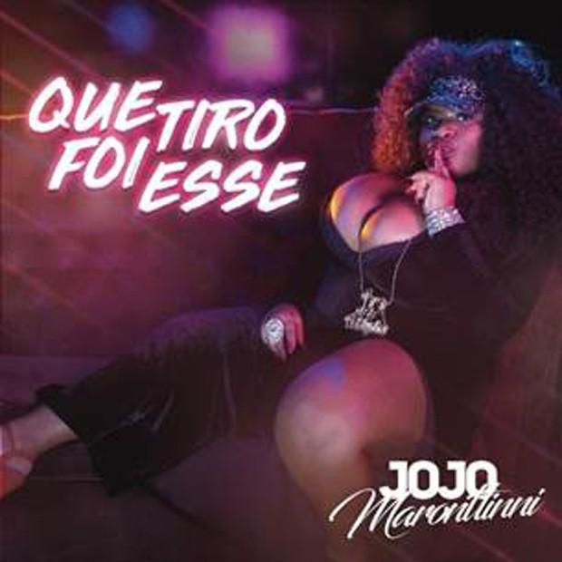 Capa do single Que Tiro Foi Esse, de Jojo Todynho (Foto: Divulgação)