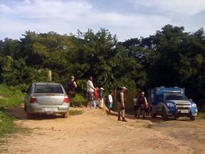 Bahia (Foto: Jadiel Luiz /  Blog do Sigi Vilares)