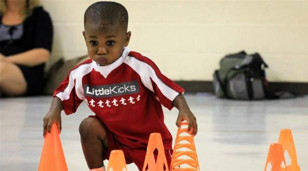 Little Kickers Brasil é uma das franquias que oferece home-based  (Foto: Reprodução Facebook)