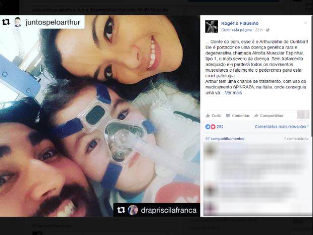 Rogério Flausino, da banda Jota Quest, aderiu à campanha (Foto: Reprodução/Facebook)